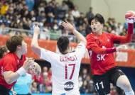 여자핸드볼, 도쿄올림픽 본선서 일본과 한 조