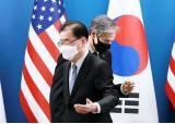 [사설] 정의용 장관의 위험한 줄타기 외교
