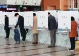 [지금 이 시각]누구를 뽑을까… 4·7 재·보궐선거 사전투표 시작