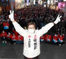 """박형준 """"민주당 주장은 다 거짓말…野통합열차 윤석열 동승"""""""