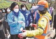 """박영선 """"투표하면 이긴다"""" 전통적 강세 서부권 공략"""