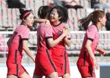 여자축구대표팀, 중국 출국 앞두고 장창, 조미진 제외