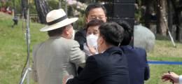 김원웅 멱살잡은 광복회원 7명 독립운동 한 애국지사 집안