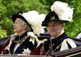 """""""영국 여왕, 남편 별세로 삶에 '큰 구멍' 생겨"""""""