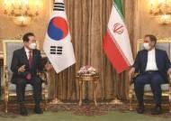 """""""이란 부통령, 정 총리에 동결자금 문제 해결 촉구"""""""