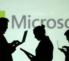 <!HS>애플<!HE> '시리' 만든 회사, MS가 17조원 인수 추진···AI 경쟁 불붙다