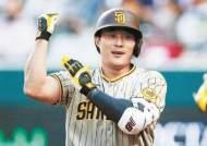 이제 시작이다, 김하성 MLB 첫 홈런