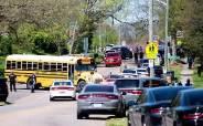 美 테네시주 고등학교서 총격…1명 사망·경찰 부상 다수 피해자