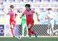 여자축구, 중국과 2차전 'EPL 삼총사' 전원 선발