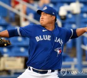 [속보] 류현진 <!HS>MLB<!HE> 60승 올랐다…박찬호 이어 한국인 두 번째