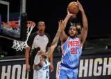 NBA 브루클린 센터 앨드리지, 건강 이유로 전격 은퇴
