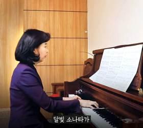 靑 신임 대변인에 '<!HS>문재인<!HE> 월광 소나타' 연주한 박경미