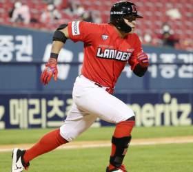 <!HS>추신수<!HE>, 8일 만에 KBO리그 2호 홈런…선제 2점포
