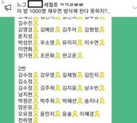 """""""왜 <!HS>세월호<!HE> 추모해야하나"""" 희생자 조롱한 130명 채팅방"""