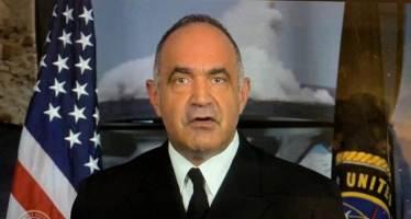 """美 전략사령관 """"한달 넘은 中보고서 의미없어…무조건 업뎃해라"""""""