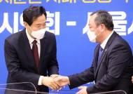 기본소득·무상급식…오세훈 '아픈 곳'만 찌른 서울시의장
