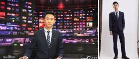 25세, CCTV 최연소 男 앵커 中 '국민 남편' 등극