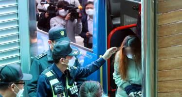 [지금 이 시각] 구미3세 친모 첫 재판 출두