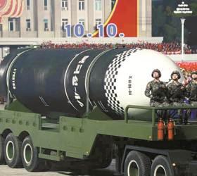 [윤병세의 <!HS>한반도<!HE>평화<!HS>워치<!HE>] 김정은의 핵 단추, 한·미는 최악 상황 대비책 강화해야