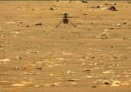 NASA 화성 헬기 2차 비행도 성공…5m 높이로 52초 날아