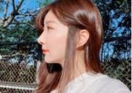 """'교수님' 이인혜, 봄 햇살 같은 눈부신 미모...""""숨 고르기 중"""""""
