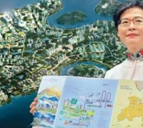 '여의도 6배' 中 최대 인공섬 짓는다는 홍콩의 고민