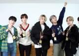 """해외 대학 교재서 등장한 BTS…""""안녕하세요"""" 한국어 알린다"""