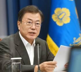 文, 한국 와있는 노바백스 CEO 내일 <!HS>청와대<!HE>로 불러 만난다