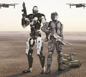 [김용현의 <!HS>한반도<!HE>평화<!HS>워치<!HE>] 국방개혁 2.0 폐기하고 AI 기반 무인·로봇 체계로 전환해야