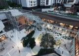 상업시설의 새로운 기준 대우건설, 대형상업시설 '아클라우드 감일' 분양