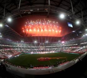 FIFA, <!HS>월드컵<!HE> 앞둔 카타르에 '아랍컵' 개최 승인