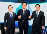 """""""대우파업""""""""택시노조""""""""김용균"""" 與 당대표 후보 3인의 구애"""