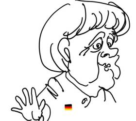 [<!HS>안충기의<!HE> <!HS>펜톡<!HE>]메르켈 독일 총리, 권위를 버리면 권위가 더 커진다