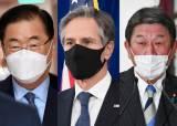 미국, 일본과 '북한 문제' 다방면 논의...한국과는 '<!HS>한미<!HE>일 협력'에 방점?
