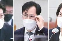 """야당 """"임혜숙은 여자 조국"""" 여당 """"남편과 논문 쓴 퀴리부인"""""""