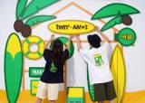 '딱풀 X TWN' 콜라보 티셔츠 인기!!!
