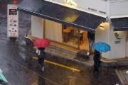 황사비·강풍·우박 이어…'매우나쁨' 미세먼지까지 습격