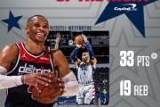 웨스트브룩, NBA 역대 통산 트리플더블 타이