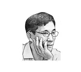 """""""한겨레가 중재하고 조국이 맞장구친 '기상천외한 사과'""""[진중권의 <!HS>퍼스펙티브<!HE>]"""