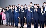 이재명, 지지조직 '광장' 출범…이낙연 '신복지', 정세균 '국민시대'와 장외 대결