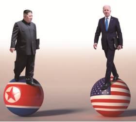 [남정호의 <!HS>퍼스펙티브<!HE>] 윤곽 드러낸 미 '대북 정책 검토'…북한 불러내기에 성패 달렸다
