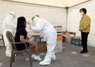 집중방역 3주로 학생 감염 줄어…학원 선제검사로 2명 확진