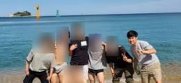 """""""우리 정민이 평소 물 무서워했다"""" '익사' 발표 다음날 父가 올린 사진"""