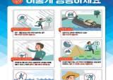 """중부<!HS>지방<!HE>에 호우 예비특보 발표…""""호우 대처 중대본 1단계 비상근무"""""""