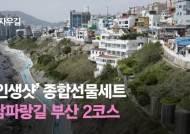 [영상] 인증샷 종합선물세트, 부산 영도 남파랑길 2코스