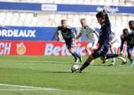 황의조 시즌 12호골, 프랑스 리그 한국인 최다골 타이