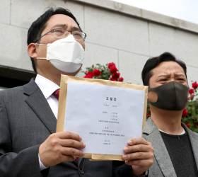 '<!HS>김일성<!HE> 회고록 판매금지 가처분' 기각한 판사들 검찰 고발당해