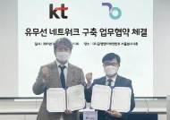 ㈜금영엔터테인먼트, KT와 노래방 인터넷보급·디지털대전환 MOU