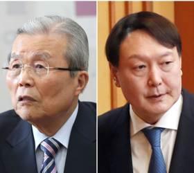 """""""윤석열, 5월 중순쯤 등판""""…'도사' 김종인의 예언 빗나간 이유"""