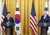 '한 몸' 된 미·일, 발만 걸친 韓…본게임은 한·미·일 정상회의